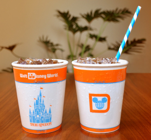 Walt Disney World 40th Anniversary Ceramic Cups by Kevin & Jody