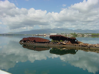 Image of USS Utah. 2011nhlphotocontest