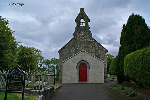 Tashinny Parish Church, Tashinny, County Longford (c1720)