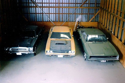 1968 Dodge Charger R/T - The Trio (In Good Company)