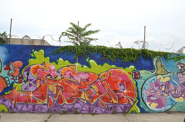 South Bronx Graffiti | Flickr - Photo Sharing!