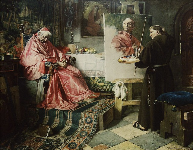 The Cardinal's Portrait