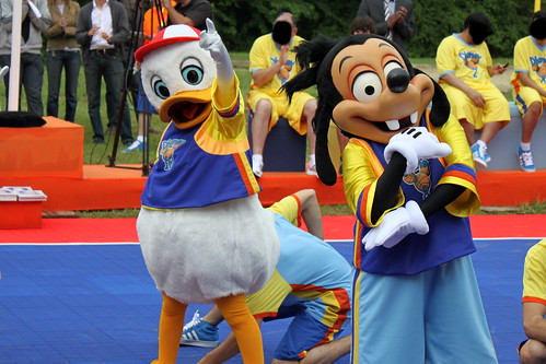 Disney's All Star Basketball Game