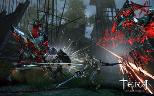 TERA Online Errors, Crashes, Freezes and Fixes