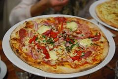 Al Vecchio Special Pizza - Al Vecchio Forno AUD19.…