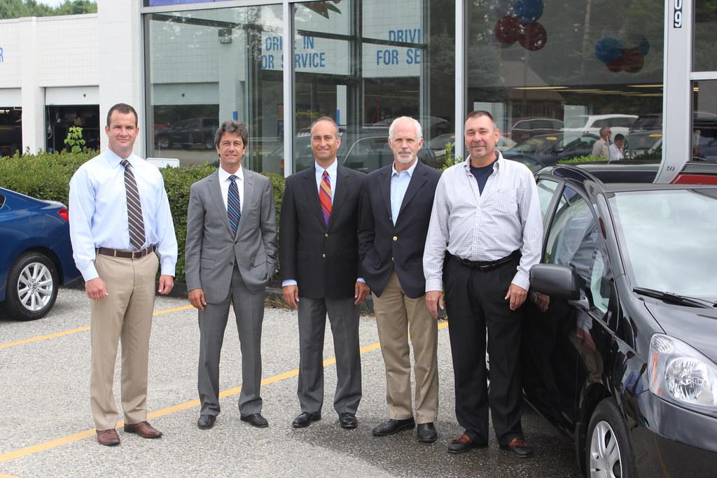 Maine Auto Mall >> John Isaacson Ceo Lee Auto Malls Adam Lee Chairman Lee Au