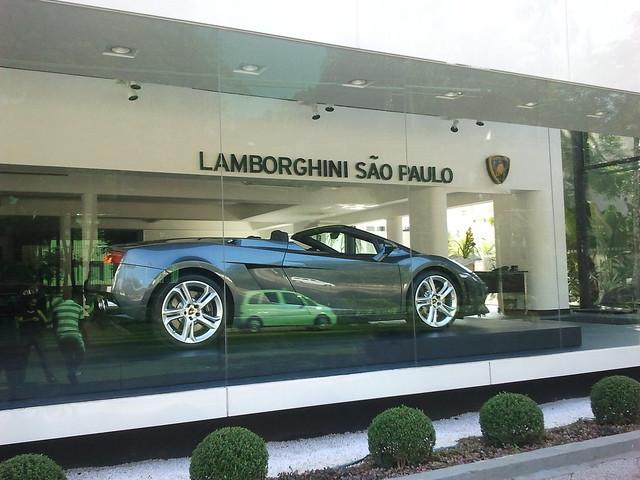 how to start a lamborghini dealership