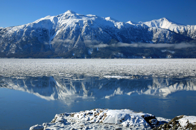 Portage Glacier | Chugach National Forest, Alaska | Ron