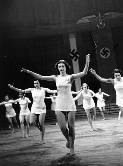 BDM-Werk 'Glaube und Schönheit'. Berlin 1939