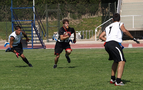 Spanish Flag Bowl 2010