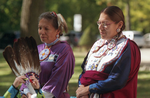 Ojibway Women