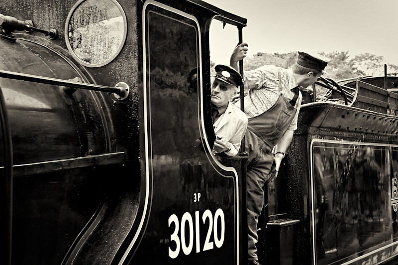 Bodmin Steam Railway-9