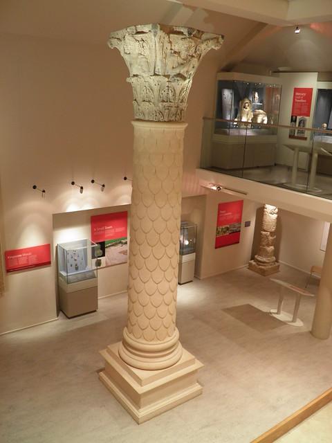 The Jupiter Column, Corinium Museum (Cirencester)