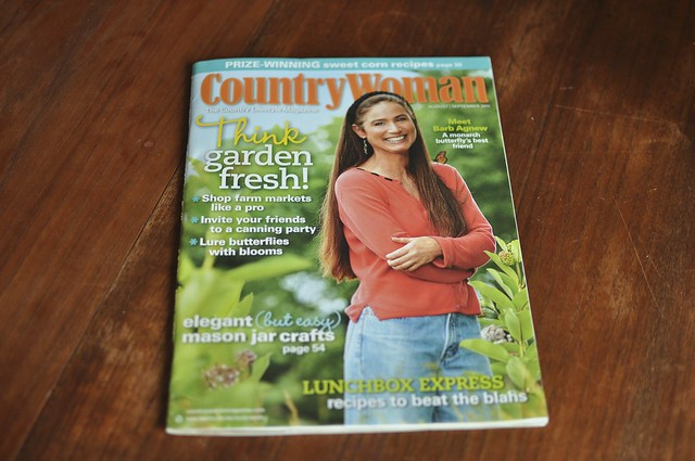 Country Woman cover