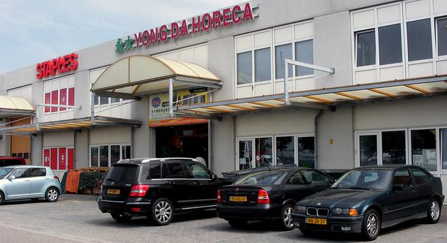 YongDa Forepark, Leidschenveen