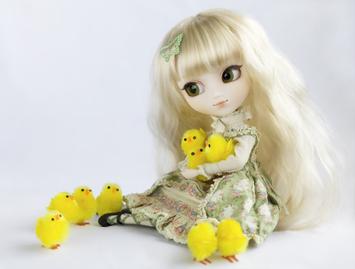Pullip Tiphona & chicks
