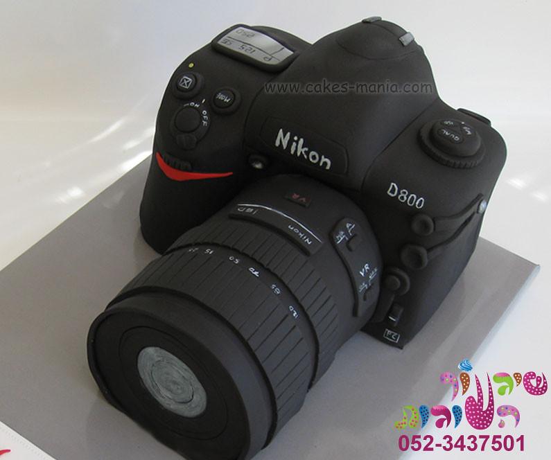 Nikon Camera Cake Images : camera cake by cakes-mania close up ???? ????? ??? ?????? ...