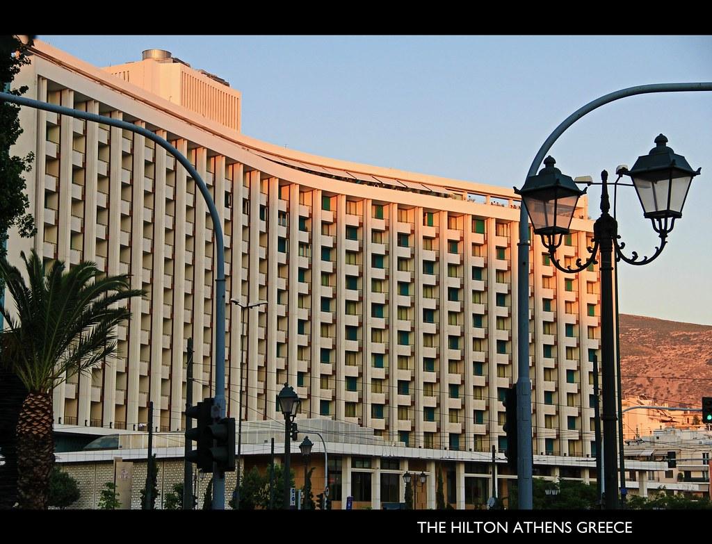 Hilton Hotel Greece Islands