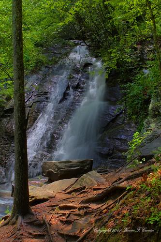 northcarolina waterfalls canonef2470mmf28lusm hdr kaycpics deepcreekfalls