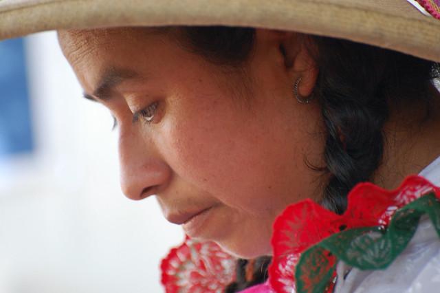 Hilda Maribel Sifuentes Altamirano, 2011 Smithsonian Folklife Festival