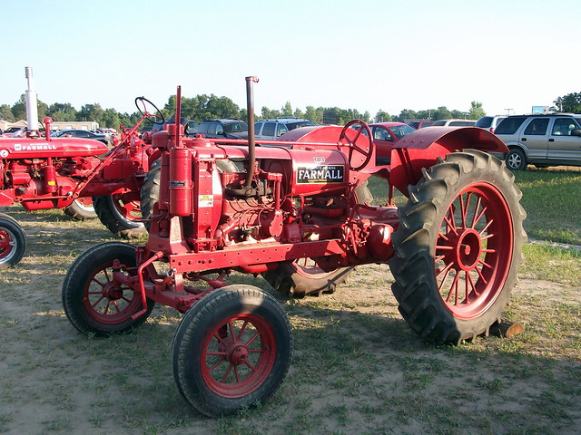 farmall super c implements - photo #4
