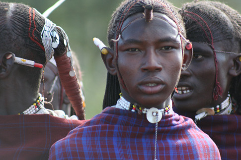 5935024932 97a18a4d5c b Witnessing a Maasai Ceremony: An excerpt from Emily's safari journal