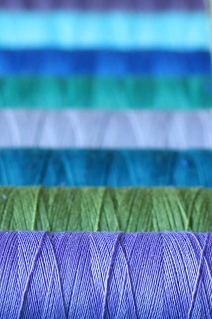 Stitcher's palette