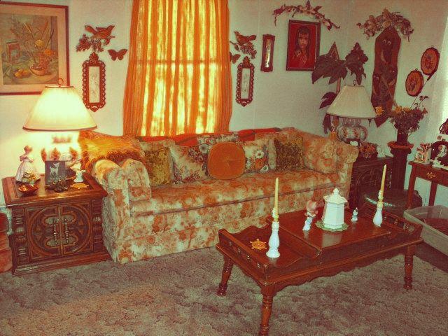 70 39 s living room flickr photo sharing. Black Bedroom Furniture Sets. Home Design Ideas