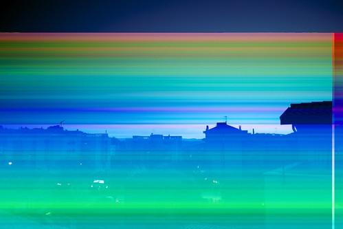 sunset italy digital sunrise nikon error mistake glitch corrupted d3100