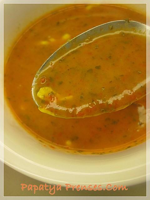 közbiber çorbası