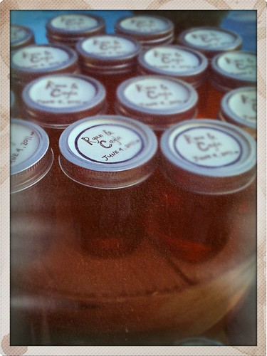 wild honey - wedding favors! by zenuity