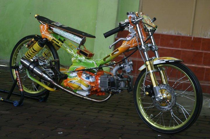 FOTO MOTOR YAMAHA DRAG   Yamaha Motor