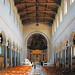 Potsdam Schlosspark Sanssouci Friedenskirche;Apsis mit Mosaik aus Murano  by Wolfsraum