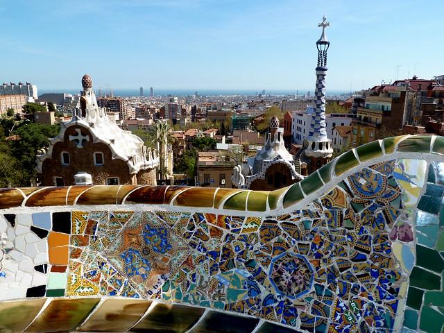 Gaudi's view