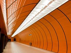 Orange underground