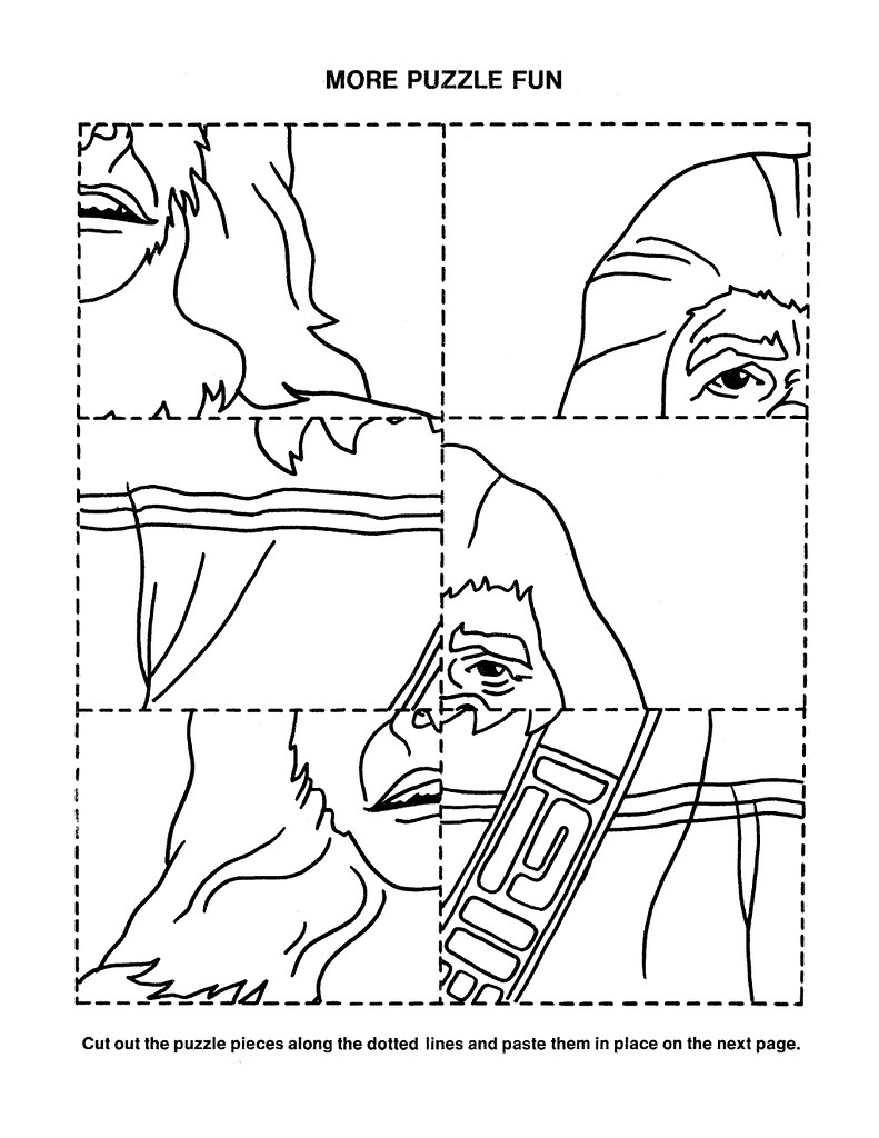 Planet of the Apes Cut & Color Book00027
