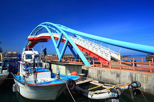05Z5永安漁港-彩虹橋