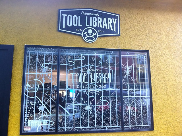 Vancouver Tool Library Est. 2011