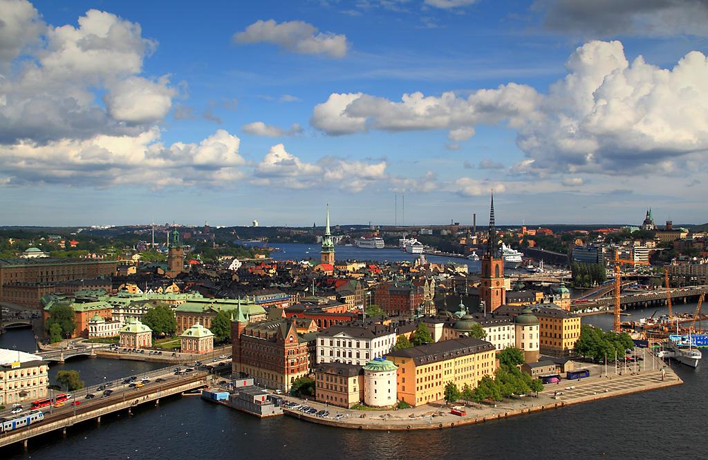 Gamla Stan, Estocolmo