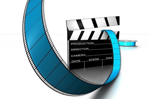 Movie Reel Graphic
