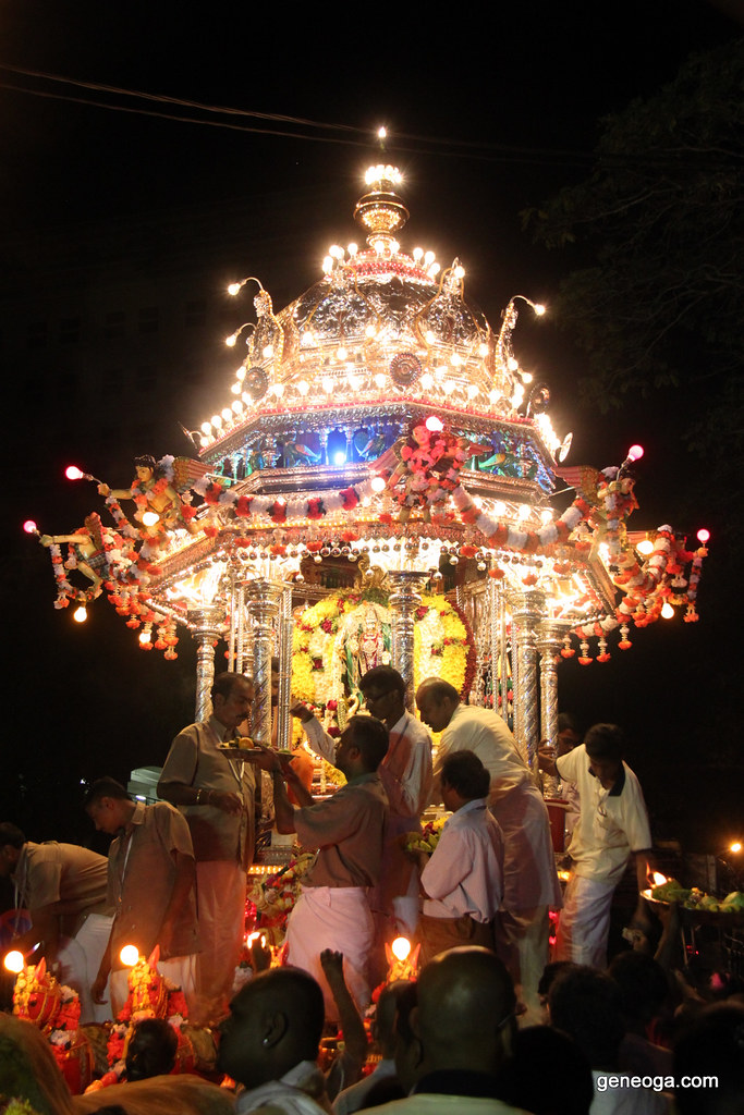 The Silver Chariot