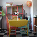 the new dining set a-go-go by jessica wilson {jek in the box}