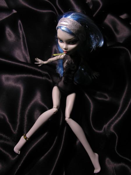 Саши грей с синими волосами