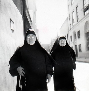 Sisters M. Luigia and M. Frederica, Franciscan Missionary Sisters of the Sacred Heart