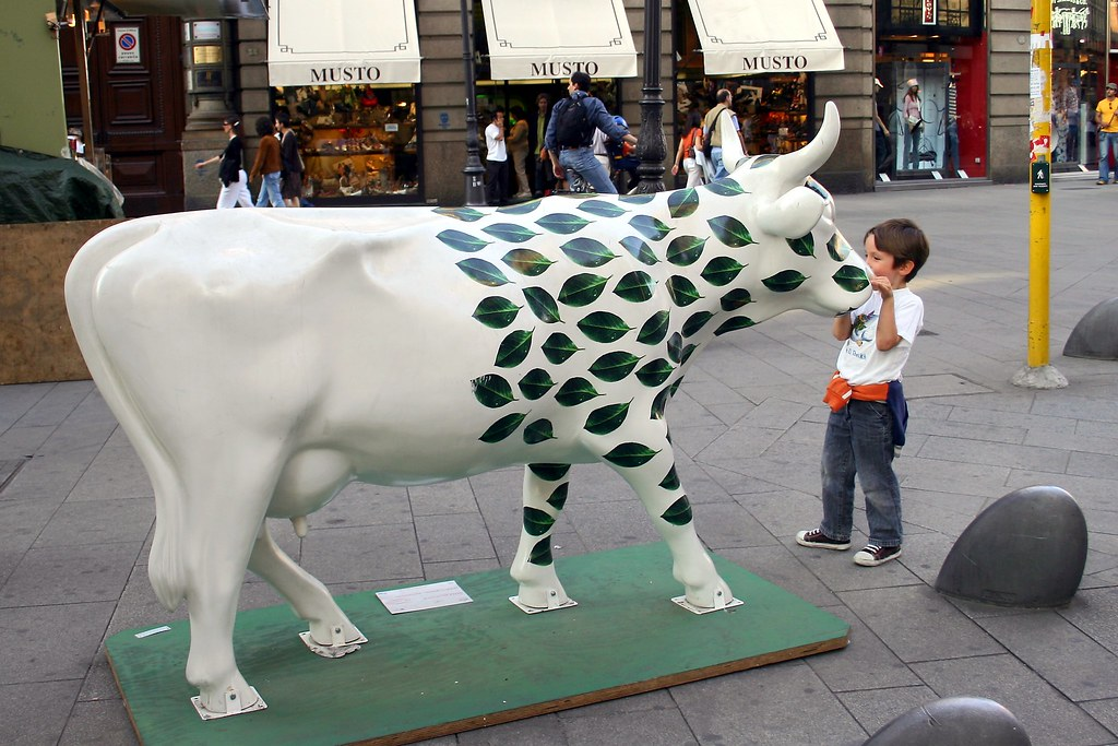 Top 11 Kiddy Places in Milan and Suburbs