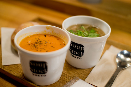 Soup Stock Echika表参道店