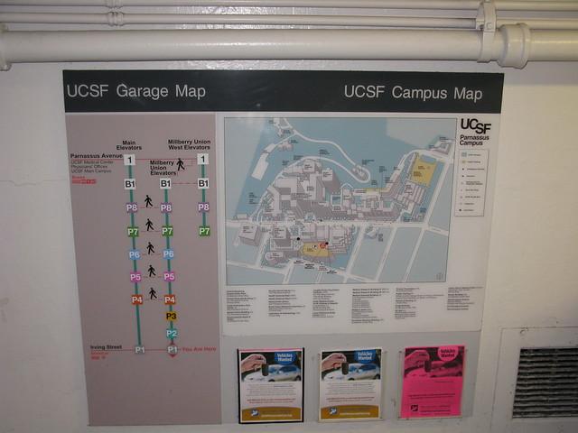 Ucsf Map – Air Media Design