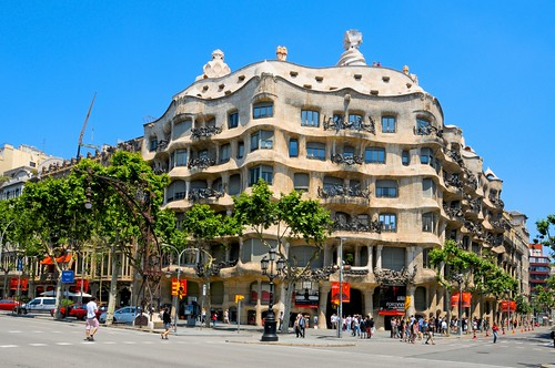 Barcellona low cost viaggio gratis blog di viaggi low cost for Appartamenti barcellona low cost