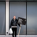 Patrick Stewart - Amnesty International by Art for Amnesty