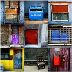Colours of the Hutong